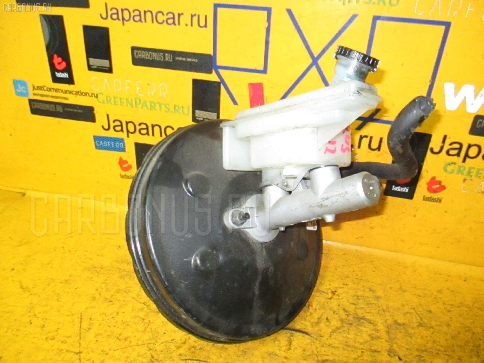 Главный тормозной цилиндр NISSAN MARCH AK12 CR12DE. Фото 11