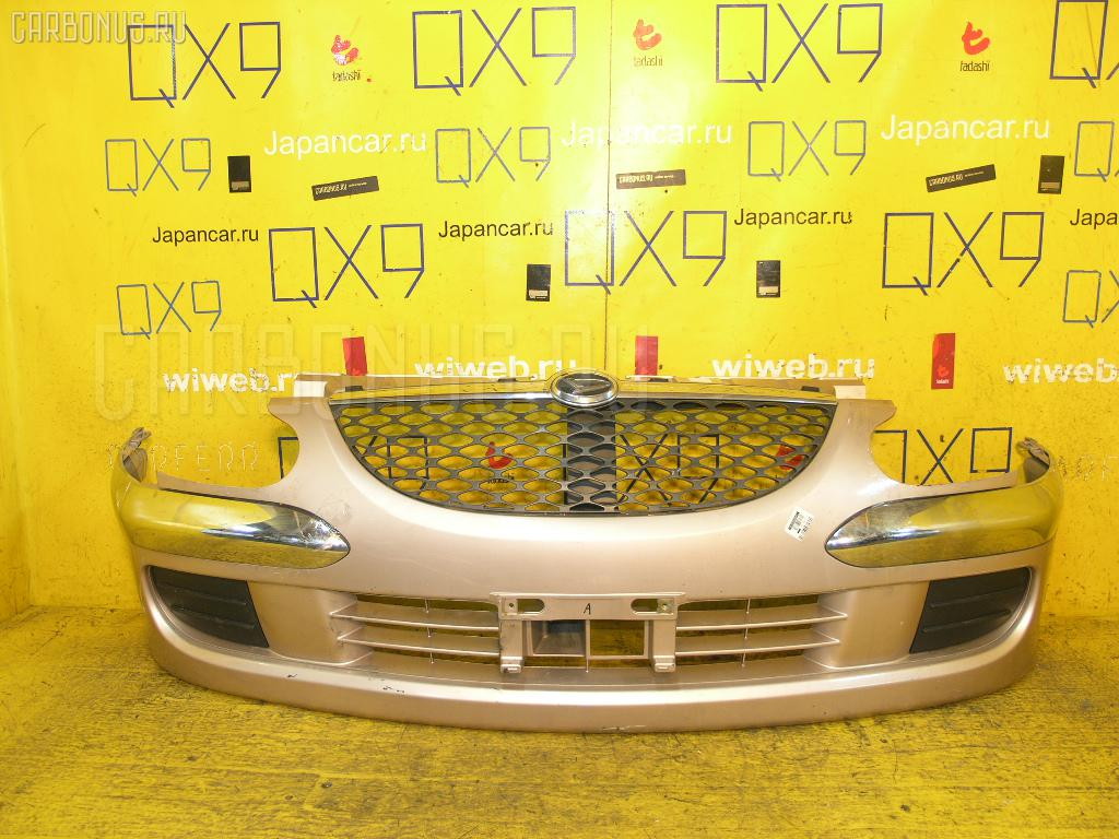 Бампер Daihatsu Storia M100S Фото 1