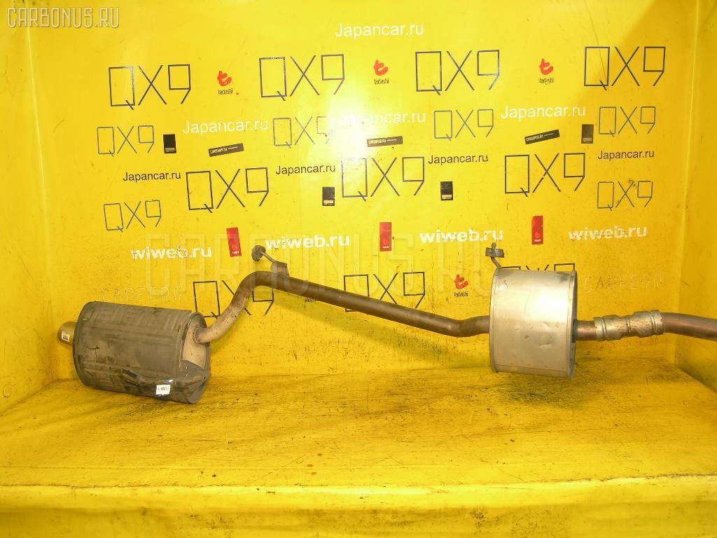Глушитель HONDA ACCORD CL7 K20A. Фото 3