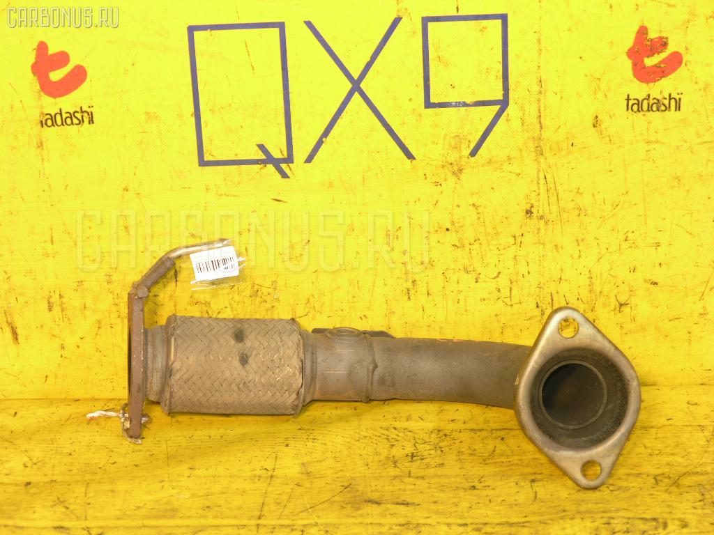 Глушитель HONDA ACCORD CL7 K20A. Фото 5