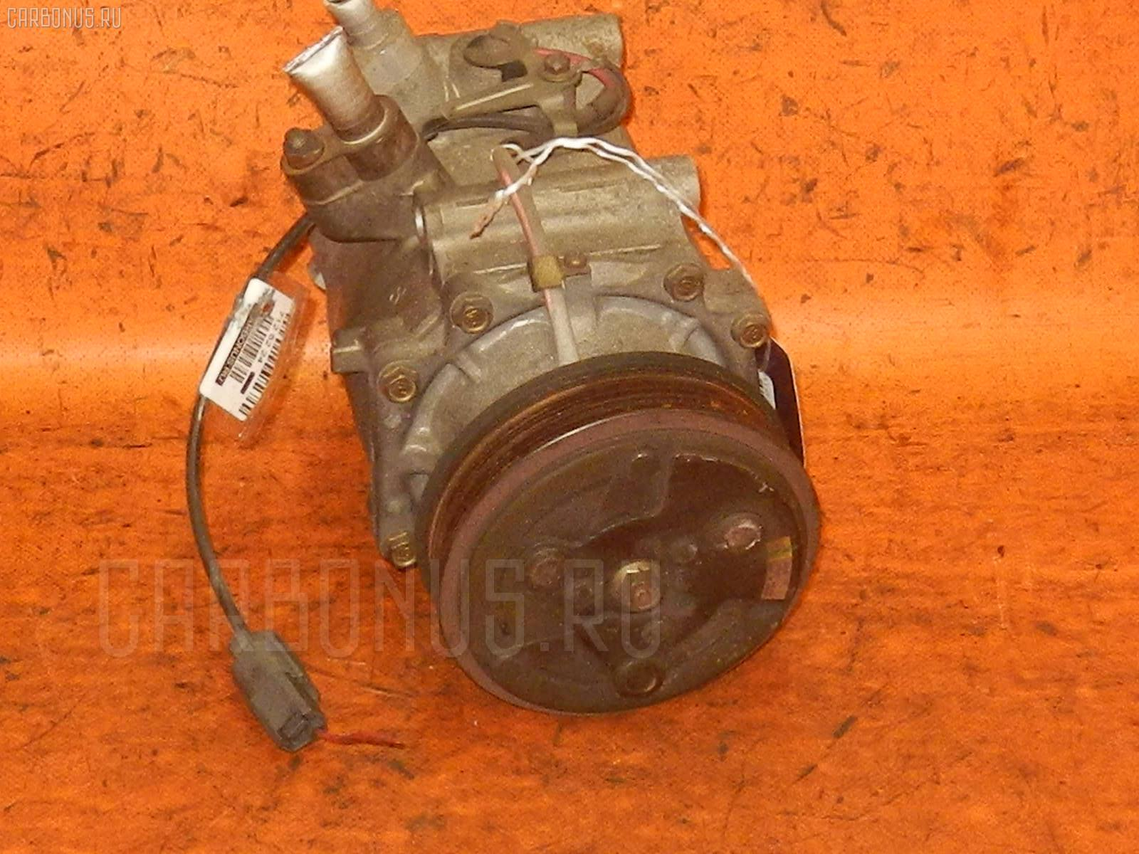 Компрессор кондиционера HONDA ACCORD CL3 F20B. Фото 2