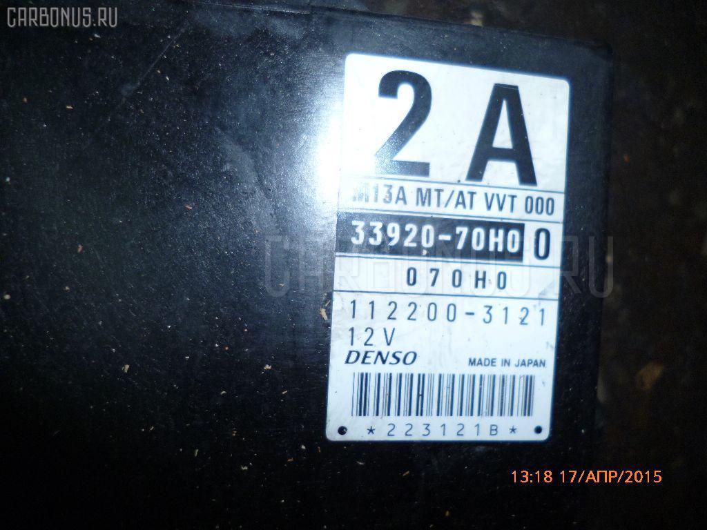 Двигатель SUZUKI CHEVROLET CRUZE HR51S M13A Фото 7