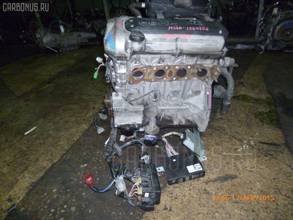 Двигатель SUZUKI CHEVROLET CRUZE HR51S M13A Фото 14