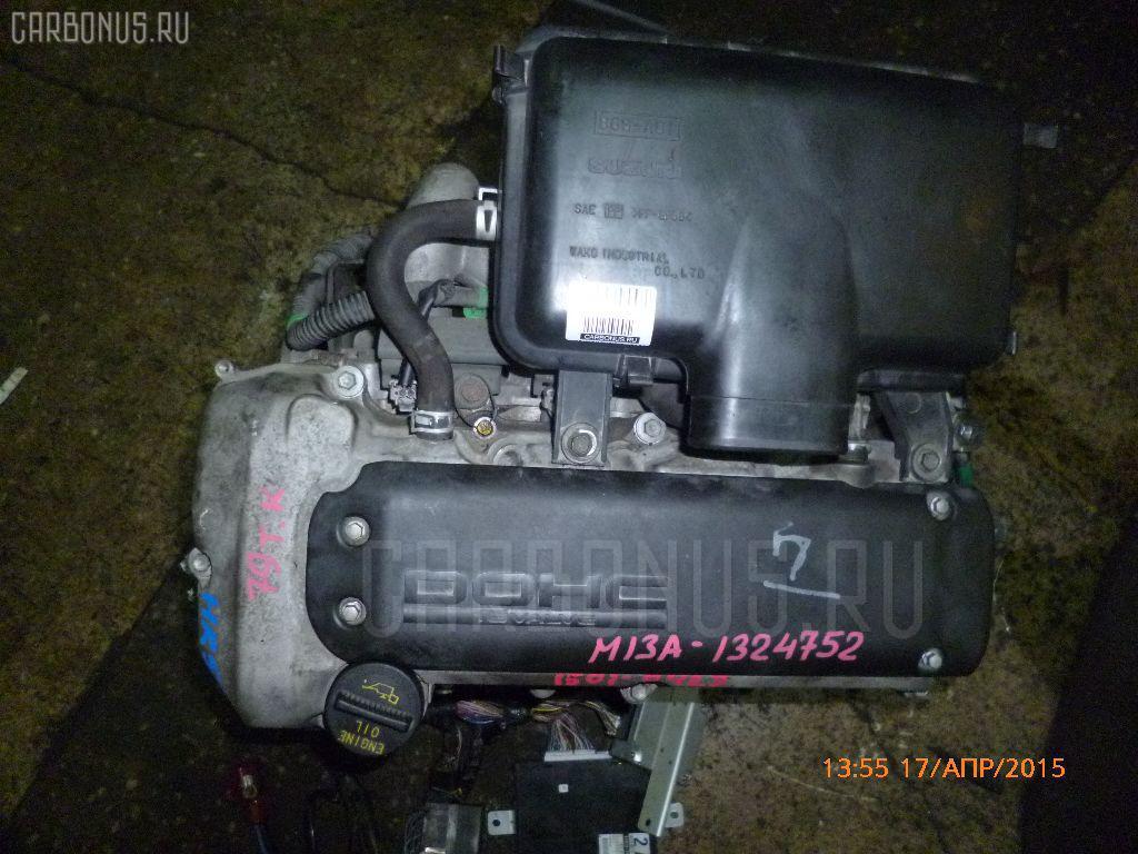 Двигатель SUZUKI CHEVROLET CRUZE HR51S M13A Фото 15