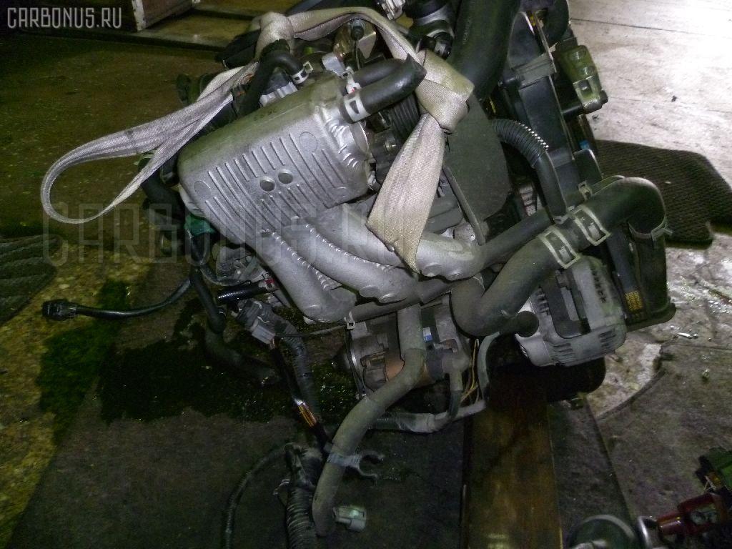 Двигатель SUZUKI WAGON R MC12S F6A-T Фото 13
