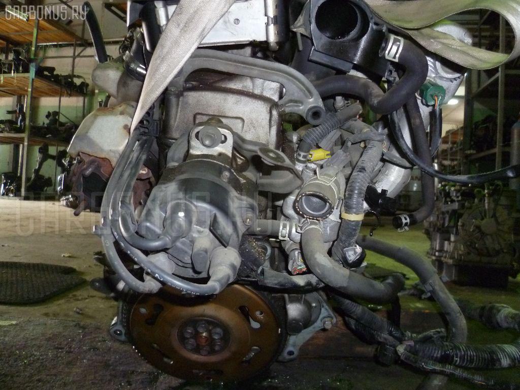 Двигатель SUZUKI WAGON R MC12S F6A-T Фото 14
