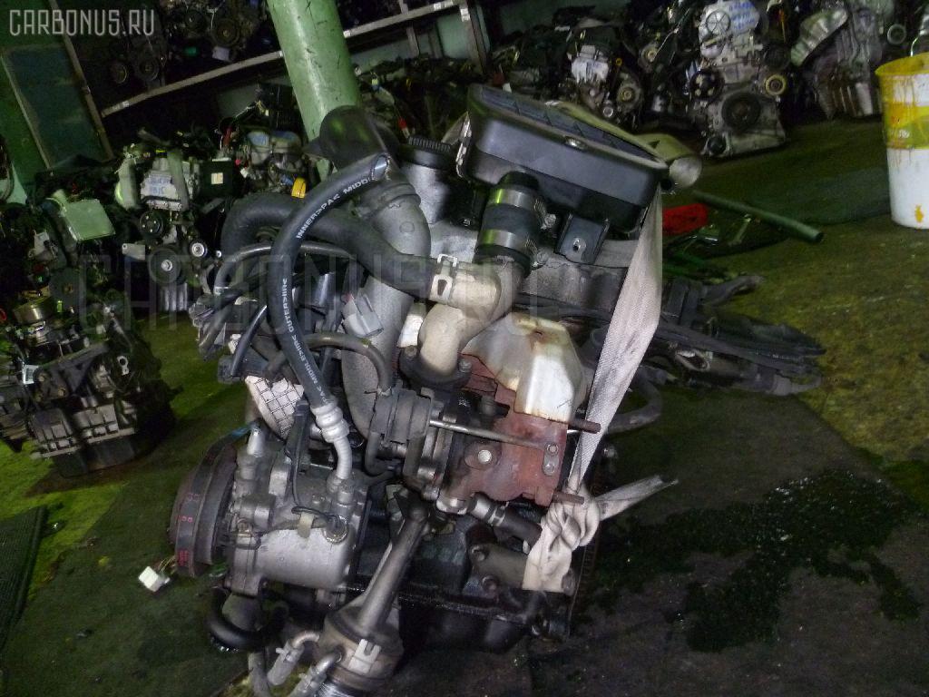 Двигатель SUZUKI WAGON R MC12S F6A-T Фото 16