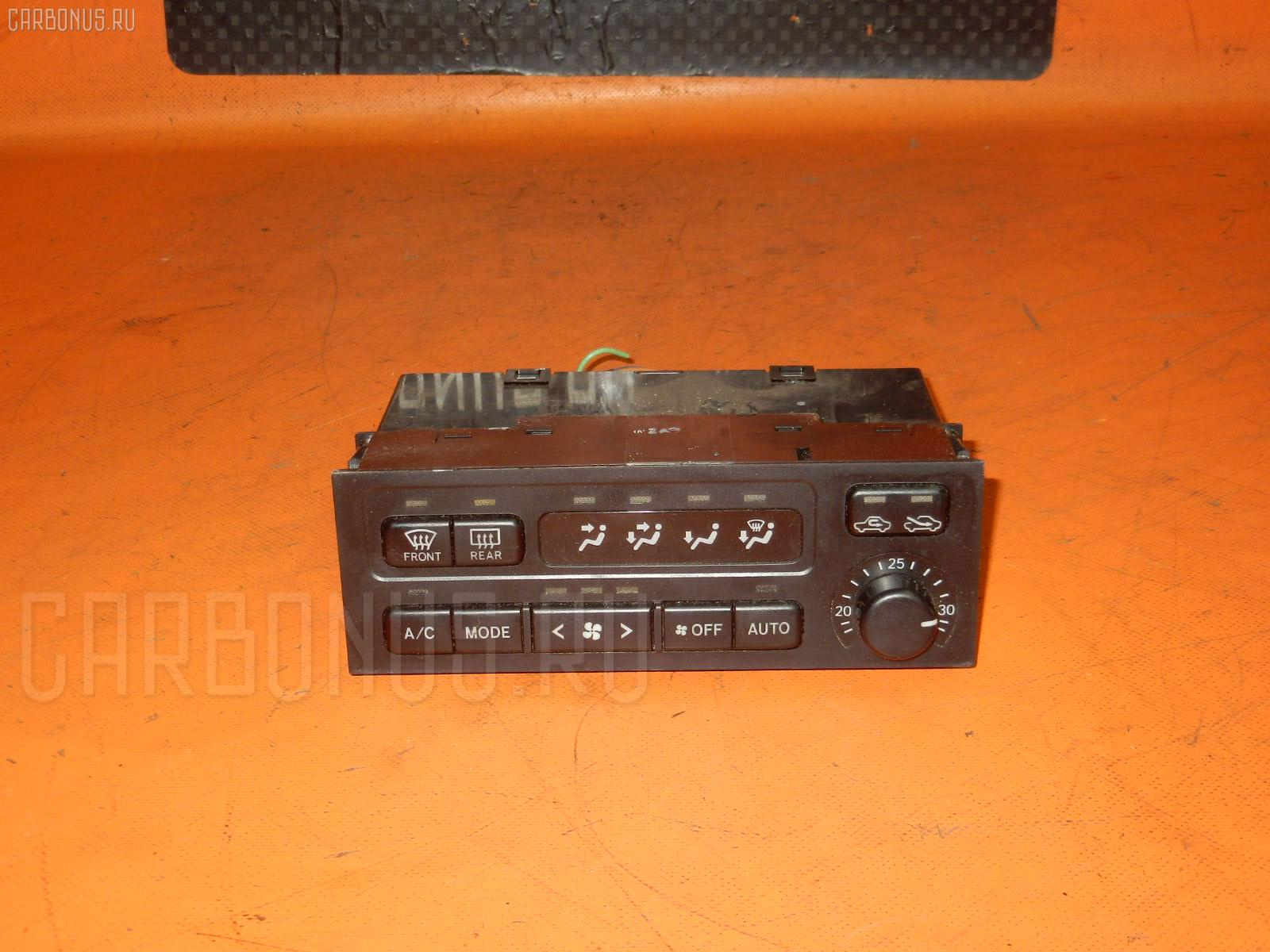 Блок управления климатконтроля TOYOTA CHASER GX100 1G-FE Фото 2