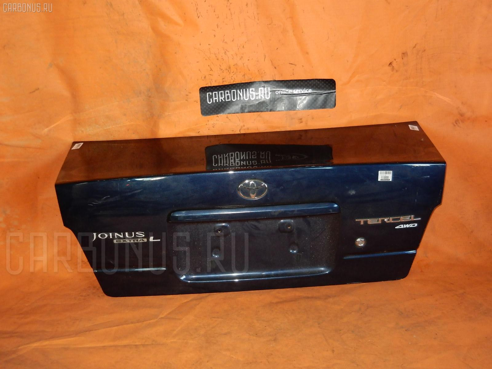 Крышка багажника TOYOTA TERCEL EL55. Фото 4