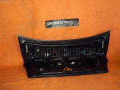 Крышка багажника TOYOTA TERCEL EL55 Фото 2