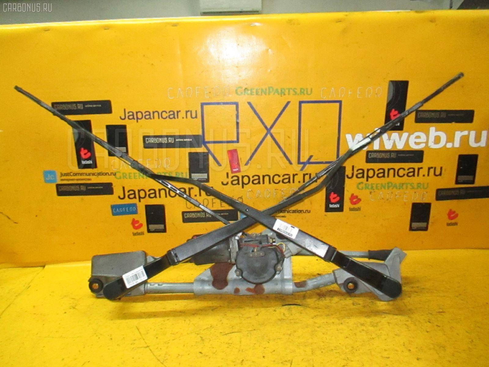 Мотор привода дворников MITSUBISHI MIRAGE DINGO CQ2A. Фото 1