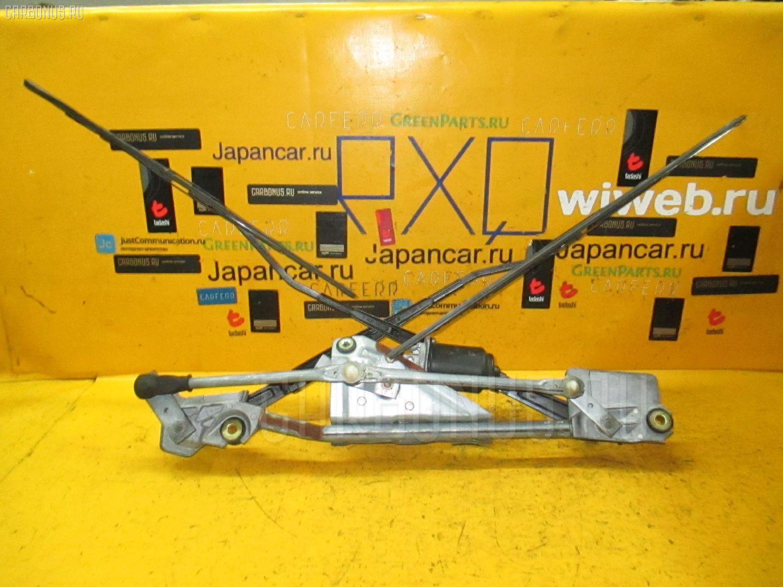 Мотор привода дворников MITSUBISHI MIRAGE DINGO CQ2A. Фото 2