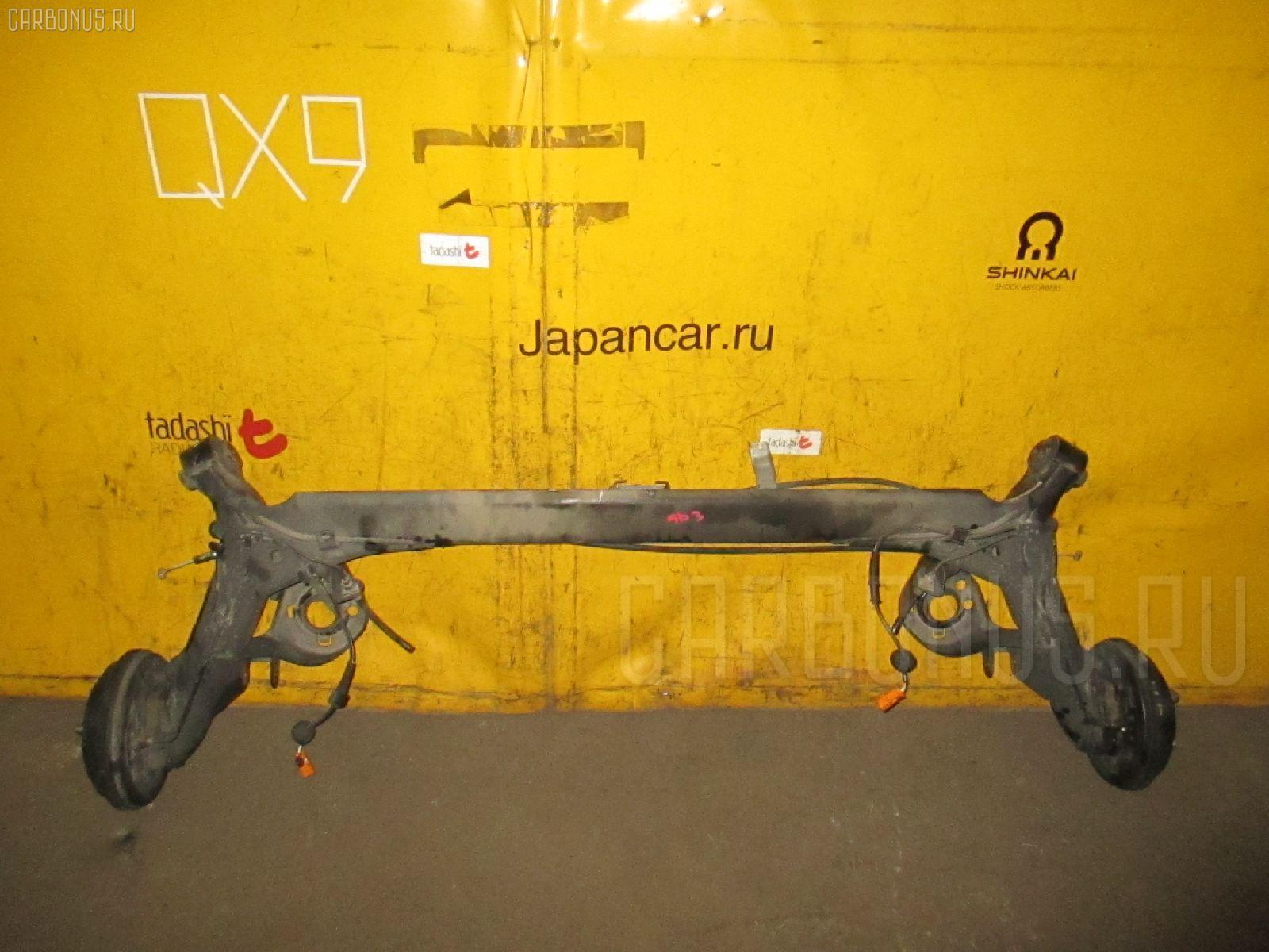 Балка подвески HONDA FIT GD3 L15A. Фото 6