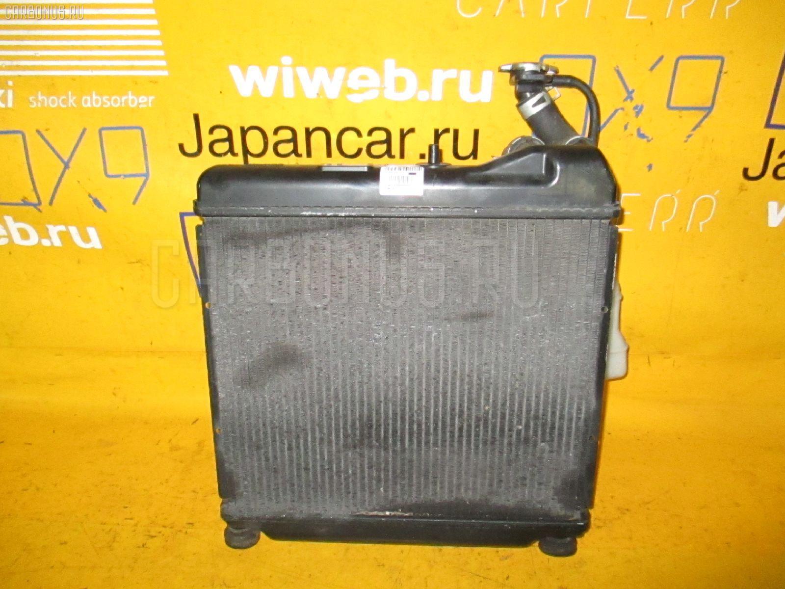 Радиатор ДВС HONDA FIT GD3 L15A. Фото 5
