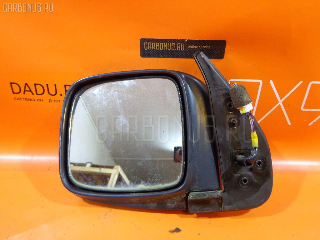 Зеркало двери боковой SUZUKI EVERY WAGON DA62W Фото 2