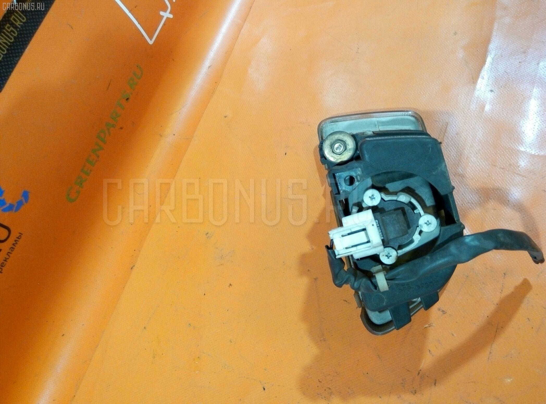 Туманка бамперная HONDA ODYSSEY RA6 Фото 1