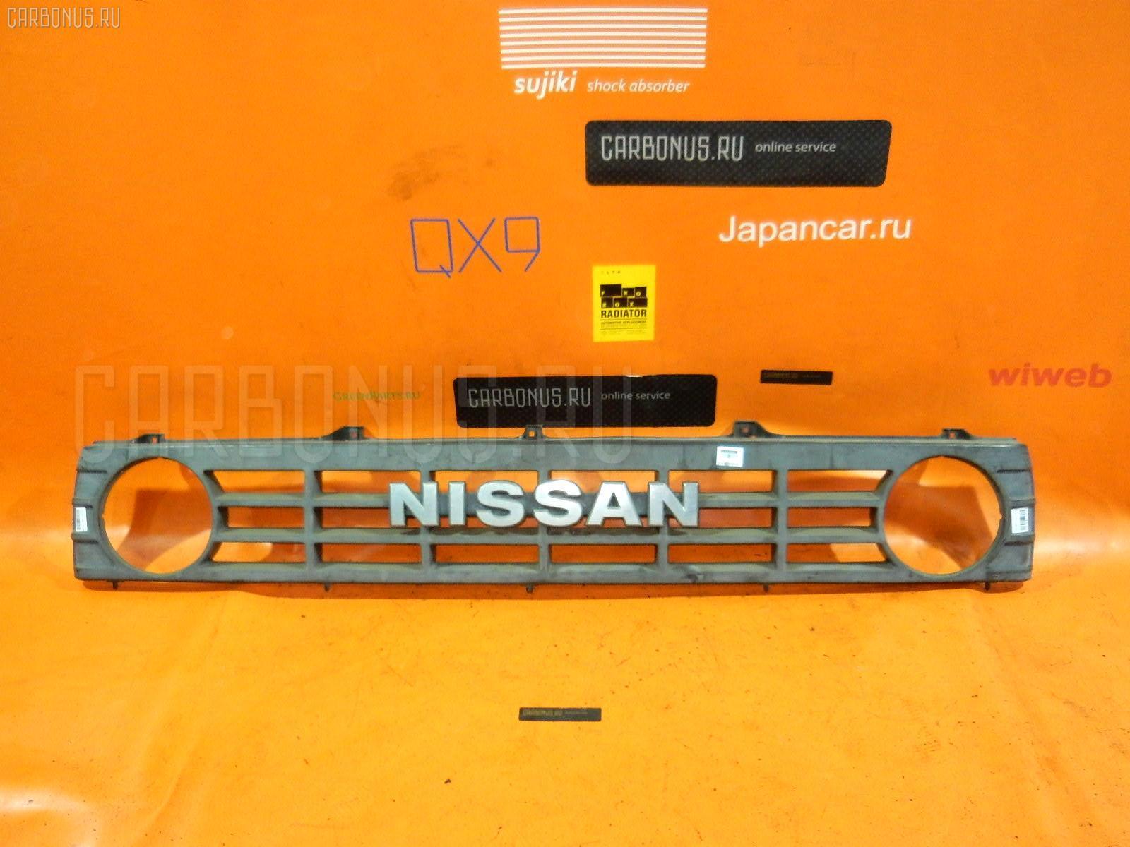Решетка радиатора NISSAN SAFARI FG161 Фото 2