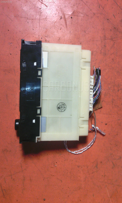 Блок управления климатконтроля TOYOTA MARK II JZX105 1JZ-GE. Фото 6