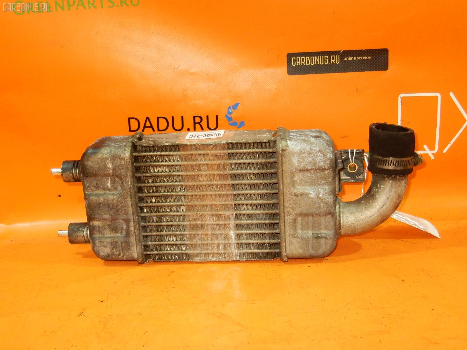 Радиатор интеркулера Suzuki Every wagon DA62W K6A Фото 1