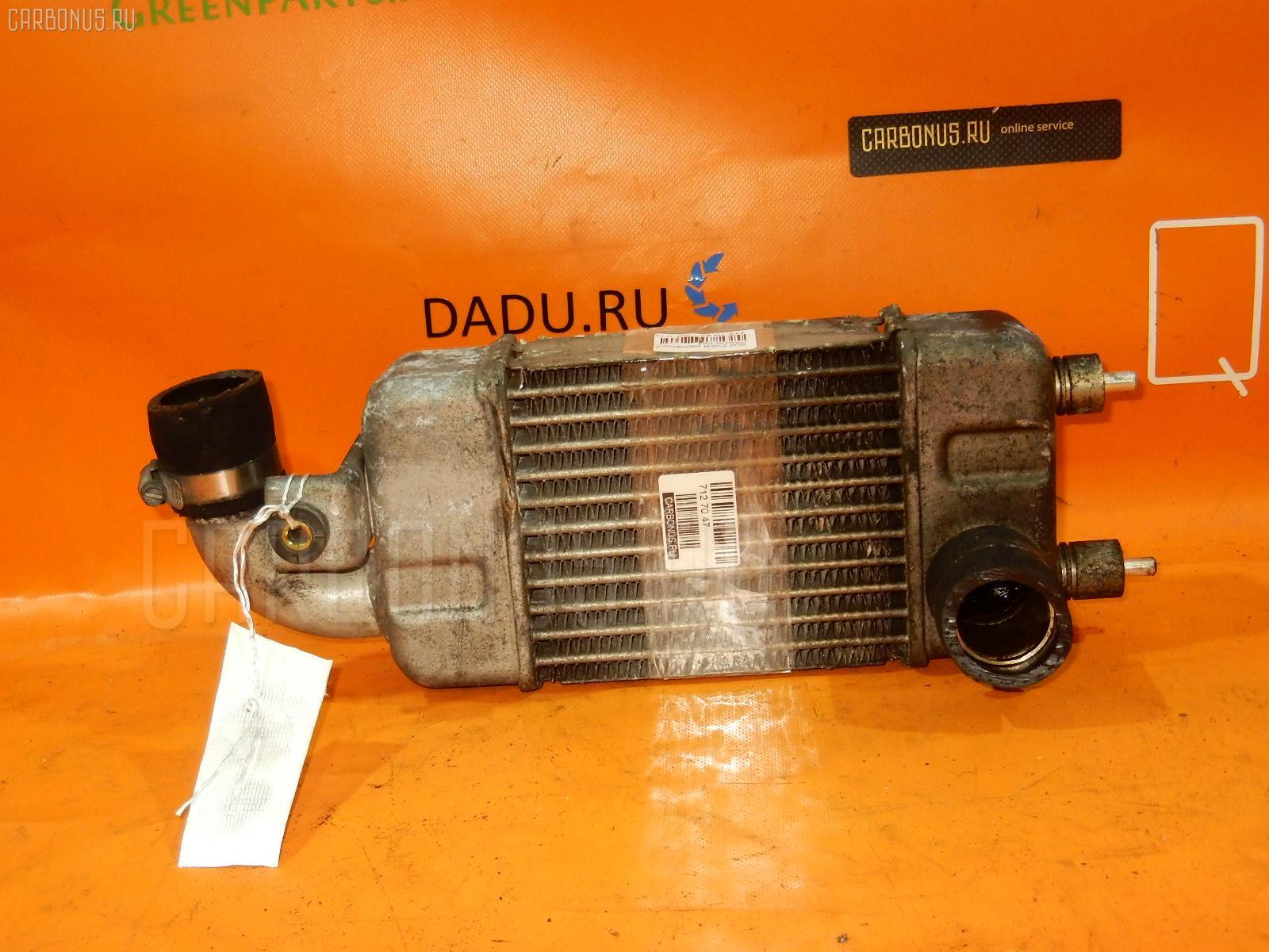 Радиатор интеркулера SUZUKI EVERY WAGON DA62W K6A Фото 2