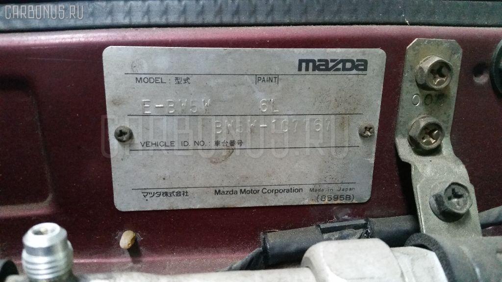 Двигатель MAZDA FAMILIA BW5W E5 Фото 12