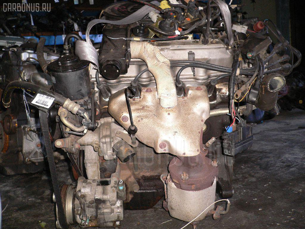 Двигатель MAZDA FAMILIA BW5W E5 Фото 11
