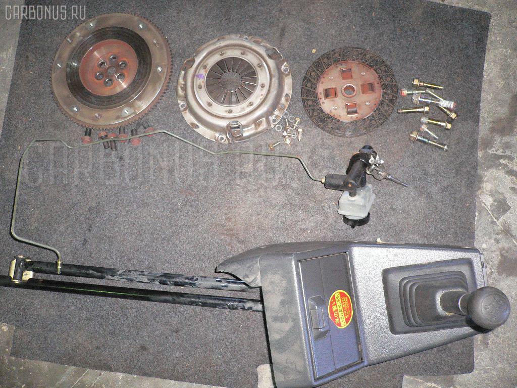 КПП механическая MAZDA FAMILIA BW5W E5 Фото 1
