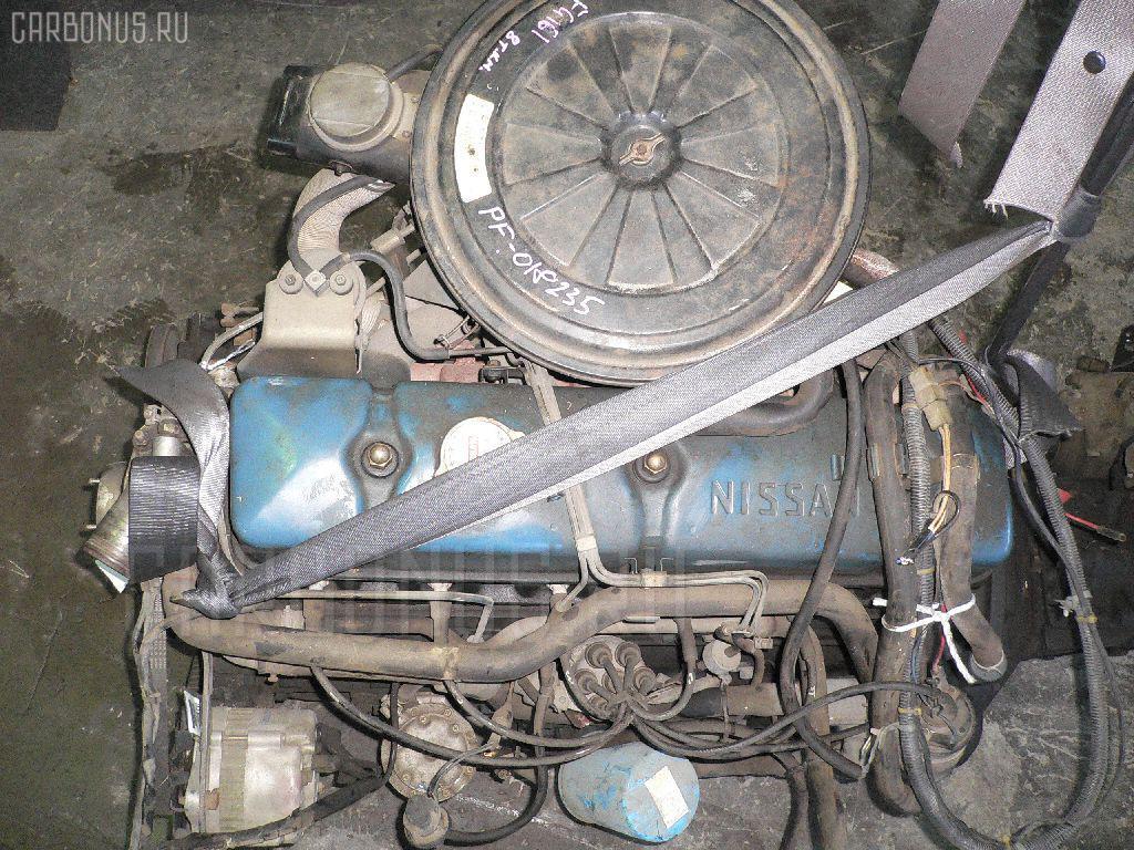 Двигатель NISSAN SAFARI FG161 PF Фото 1