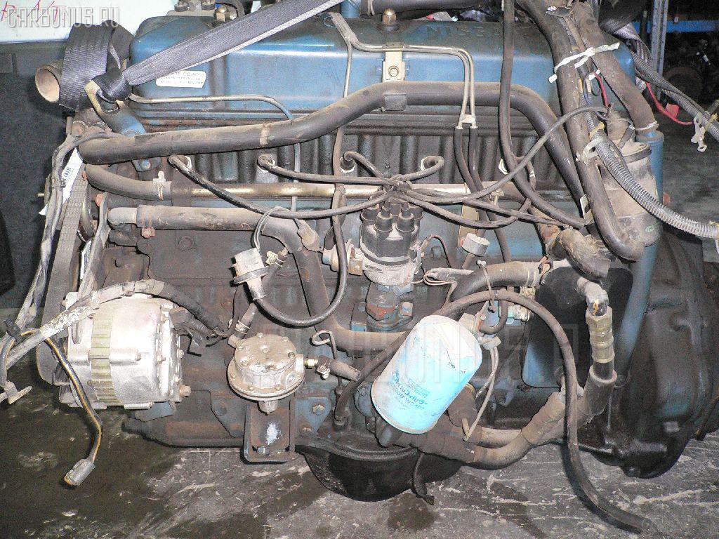 Двигатель NISSAN SAFARI FG161 PF Фото 2