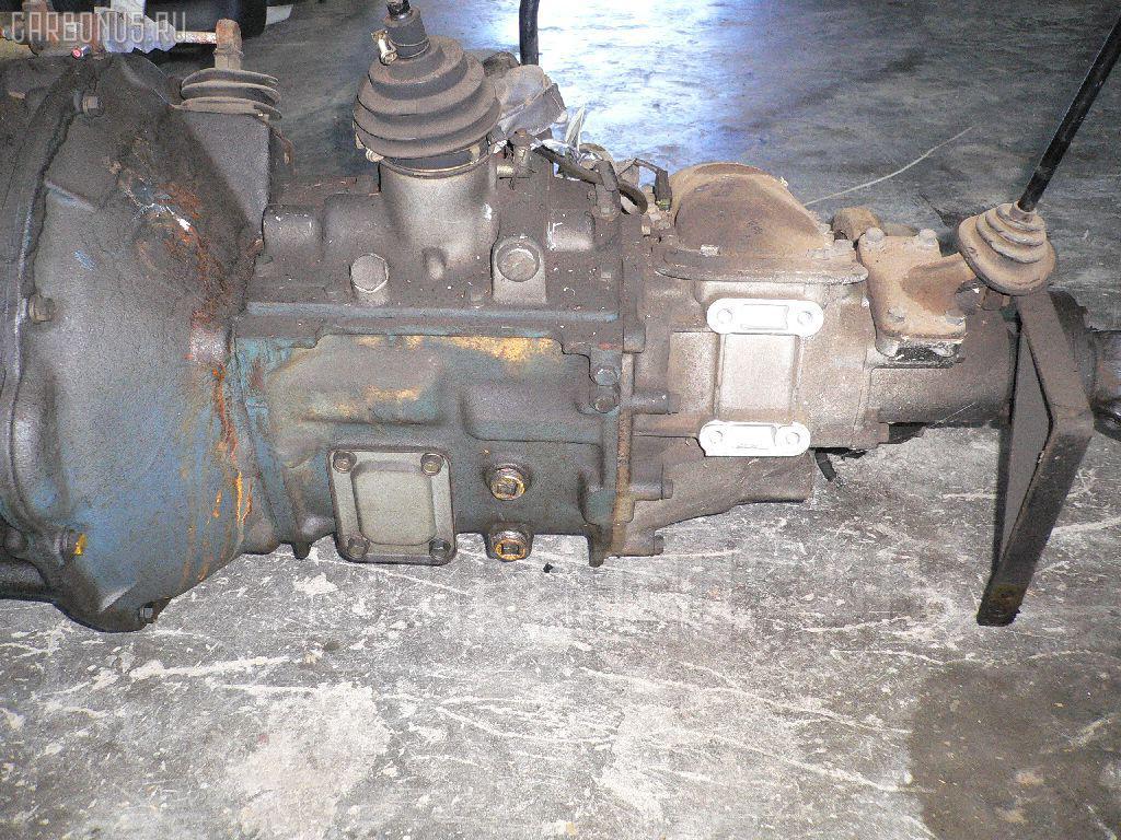 КПП механическая NISSAN SAFARI FG161 PF Фото 5