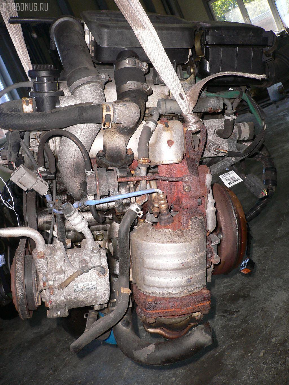 Двигатель SUZUKI KEI HN22S K6A-T Фото 3
