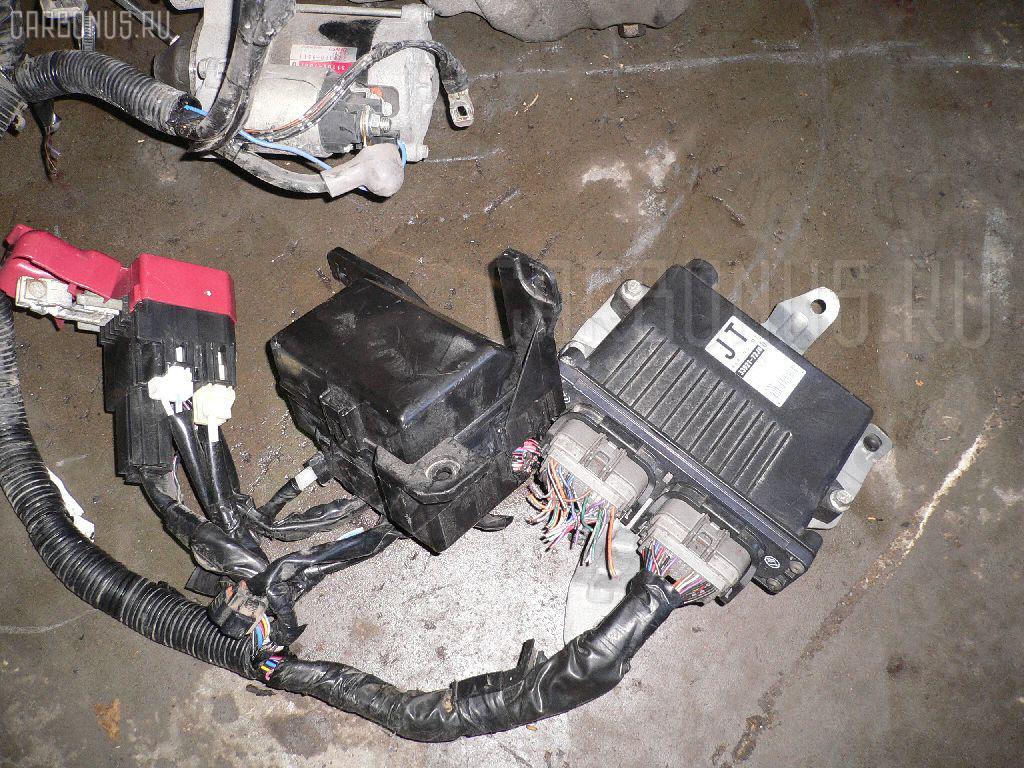 Двигатель SUZUKI ALTO HA24S K6A Фото 3