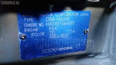Двигатель Suzuki Alto HA24S K6A Фото 12