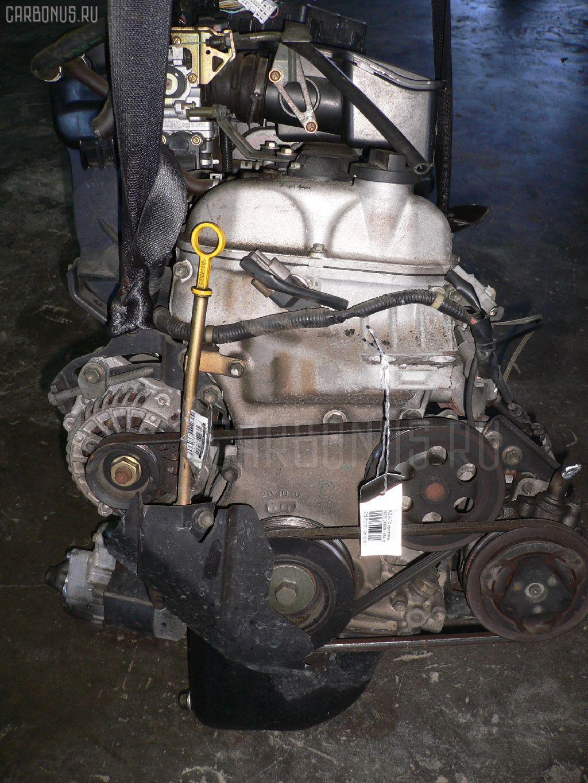 Двигатель SUZUKI ALTO HA23S K6A Фото 4