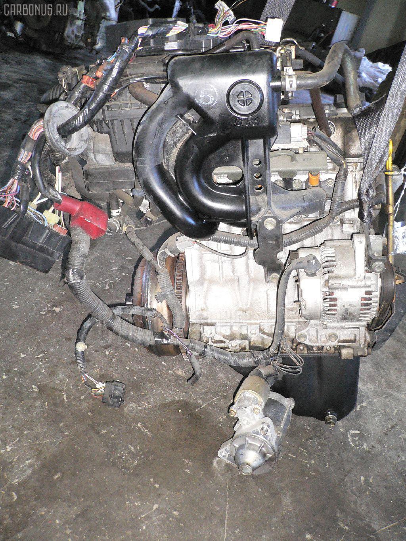 Двигатель SUZUKI ALTO HA23S K6A Фото 5