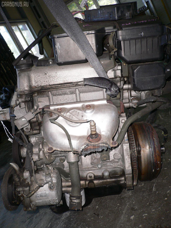 Двигатель SUZUKI ALTO HA23S K6A Фото 7