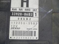 Двигатель SUZUKI ALTO HA23S K6A Фото 2