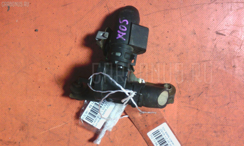 Клапан отопителя TOYOTA MARK II JZX105 1JZ-GE Фото 1