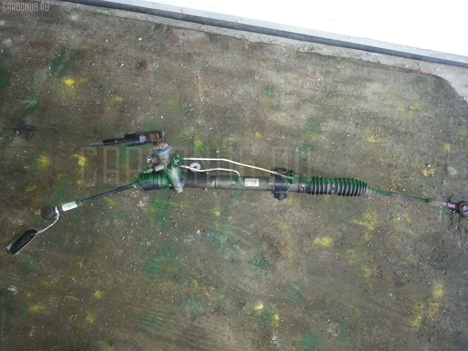 Рулевая рейка NISSAN AD WAGON VFY11 QG15DE Фото 1