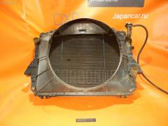 Радиатор ДВС NISSAN SAFARI FG161 PF Фото 2