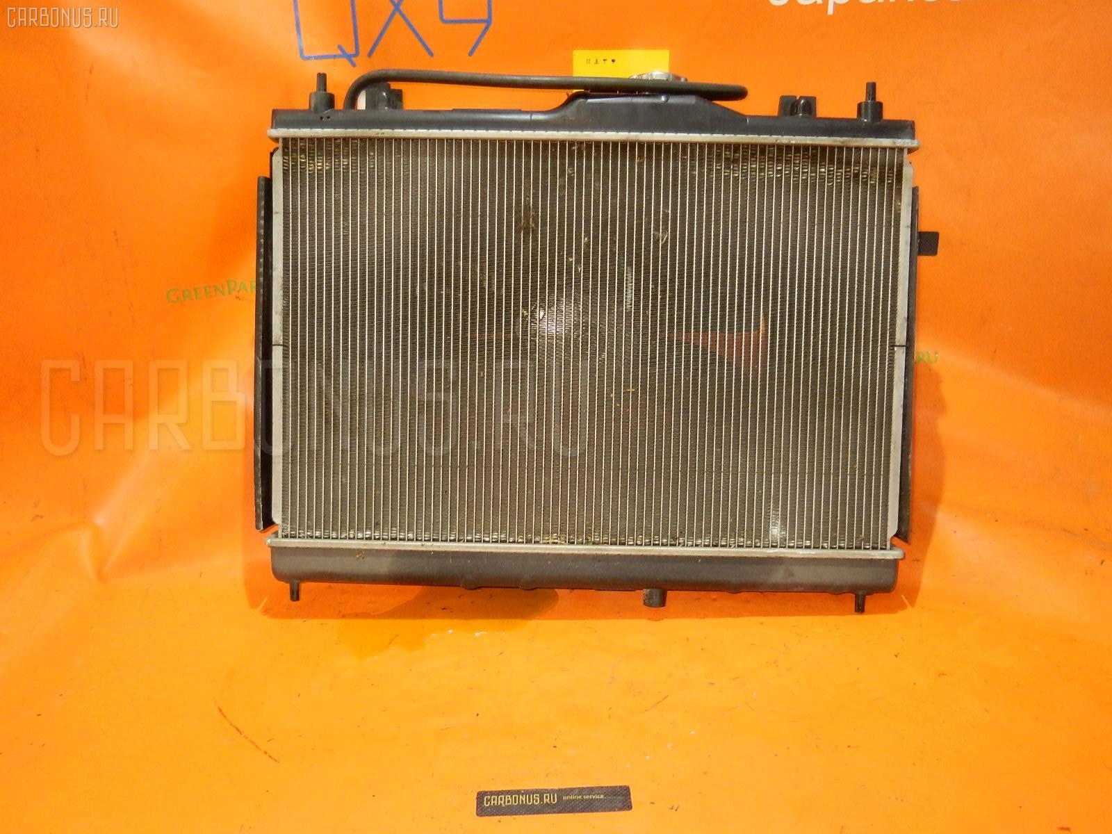 Радиатор ДВС NISSAN WINGROAD NY12 HR15DE Фото 1