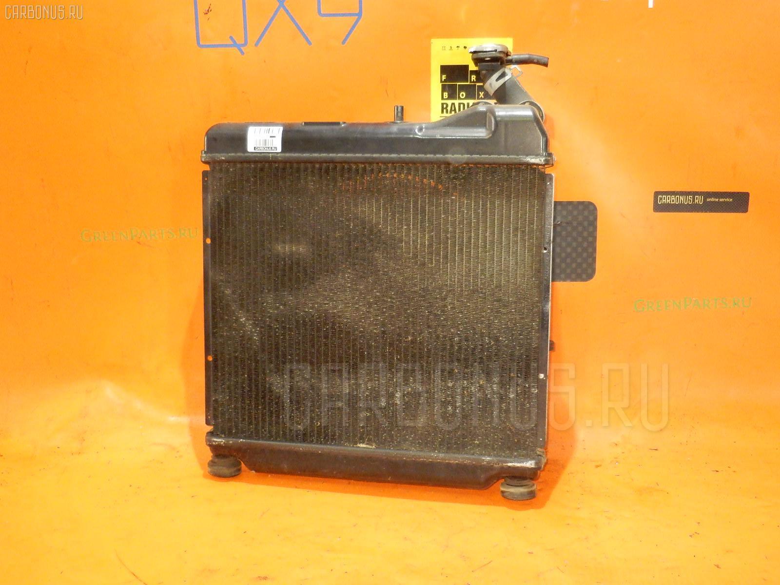 Радиатор ДВС HONDA FIT GD2 L13A Фото 1