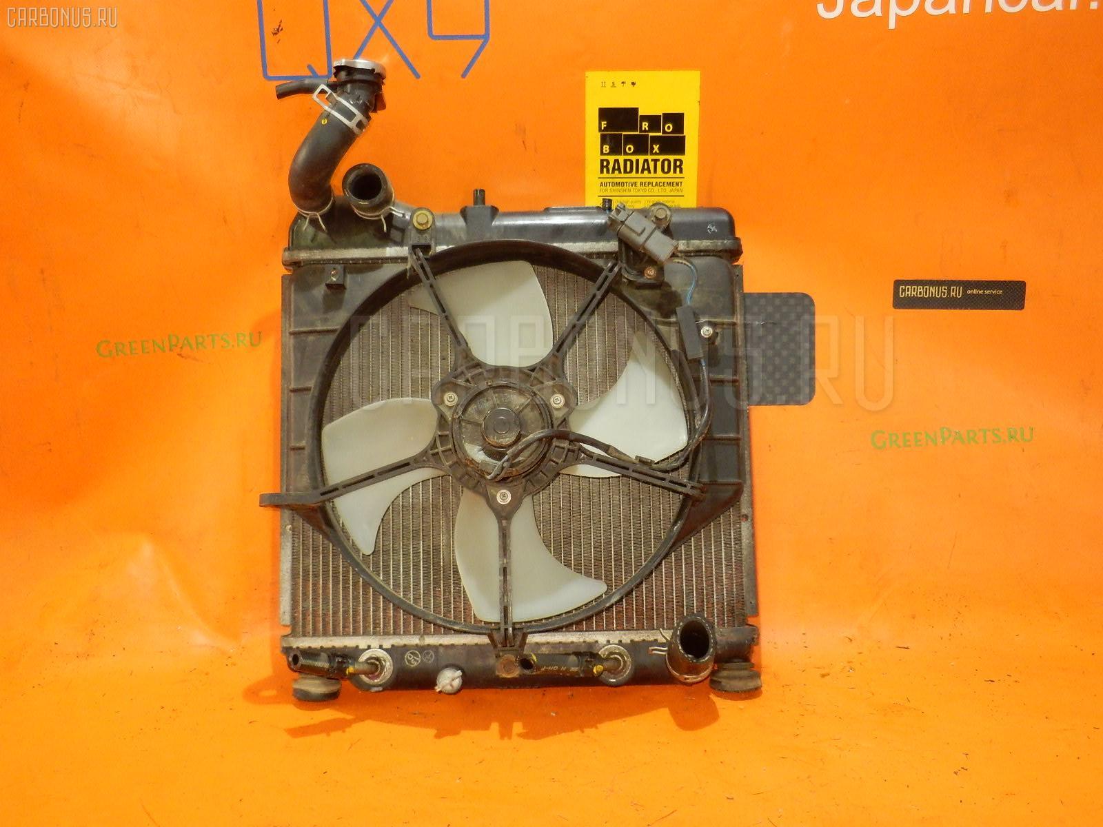 Радиатор ДВС HONDA FIT GD2 L13A Фото 2