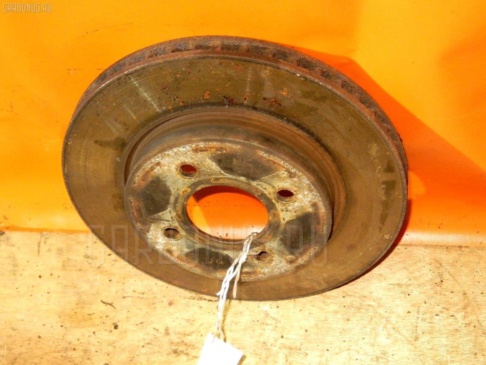 Тормозной диск NISSAN WINGROAD Y12 HR15DE Фото 1