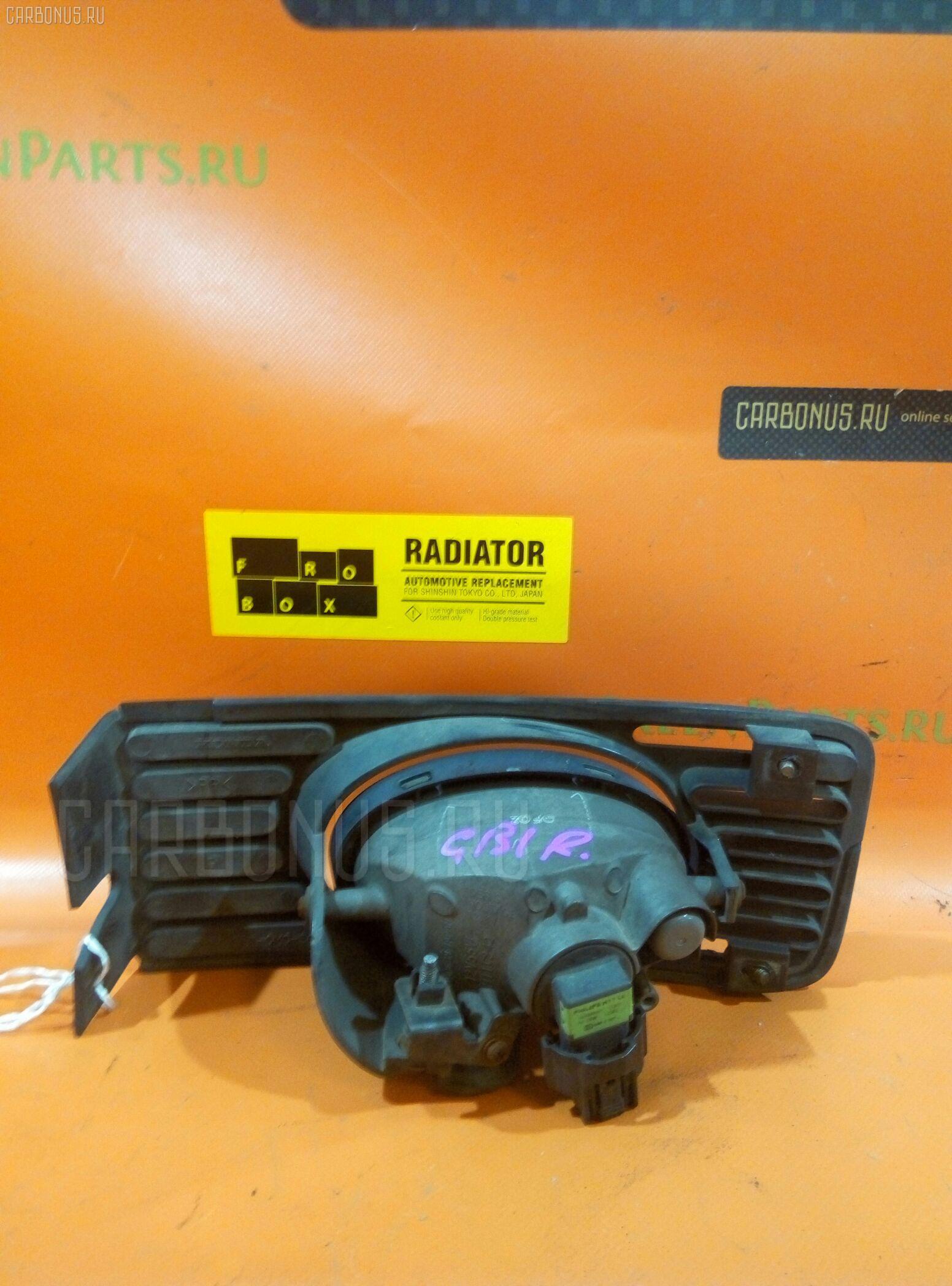 Туманка бамперная HONDA MOBILIO GB1 Фото 1