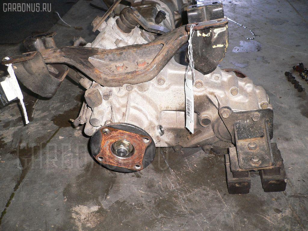 КПП механическая MAZDA BONGO BRAWNY SR2AM R2 Фото 4