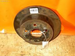 Тормозной диск на Toyota Camry ACV30 2AZ-FE 42431-33100, Заднее расположение