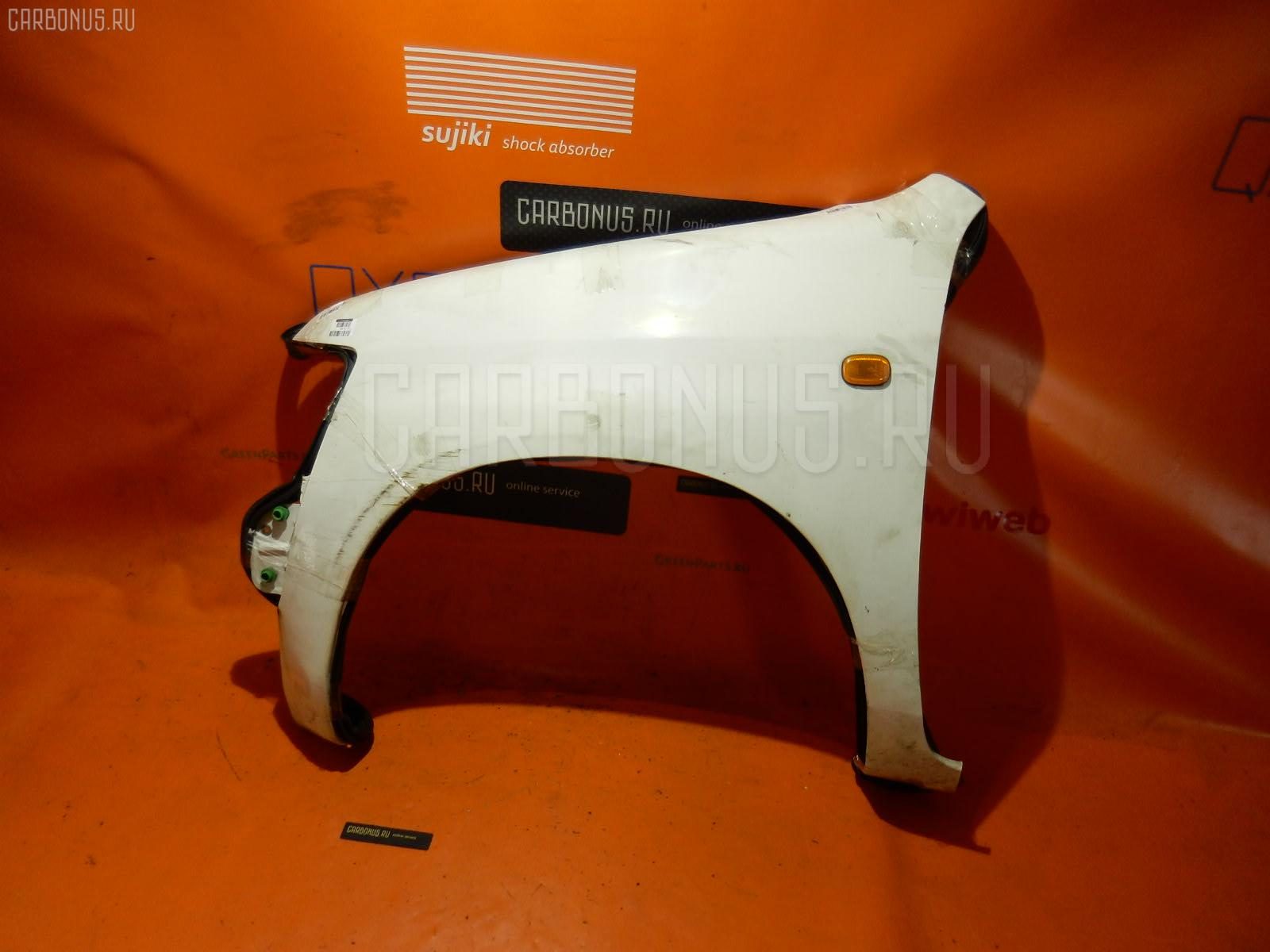 Крыло переднее TOYOTA PROBOX NCP50V Фото 1