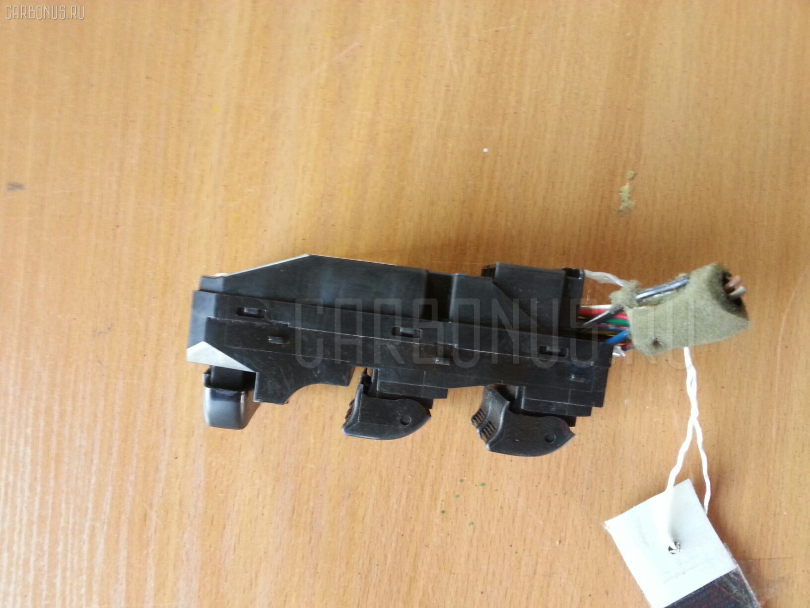 Блок упр-я стеклоподъемниками SUZUKI WAGON R MH23S Фото 1