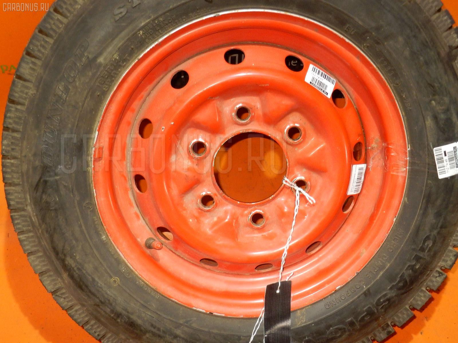 Диск штамповка грузовой R14LT / 6-139.7 Фото 1